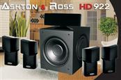 ASHTON & ROSS Surround Sound Speakers & System HD-922